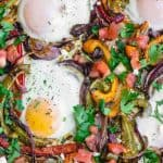 Mediterranean Baked Eggs Recipes
