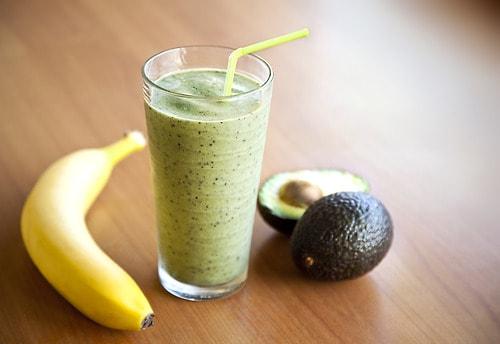Avocado Banana Smoothie Recipe