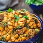 Recipe for Spanish Chickpea Stew