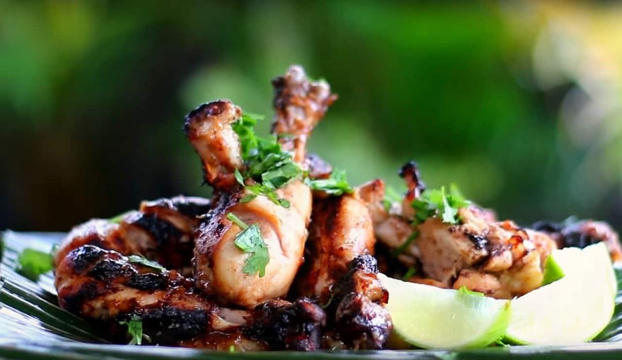 Harissa Grilled Chicken Recipe