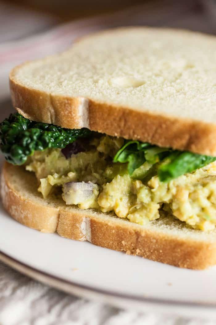 Tuna Salad With Avocado #recipes # mediterraneandiet #eatwell