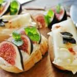 Fig on Sourdough Toast