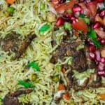 Middle Eastern Chicken and Rice recipe