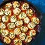 Zucchini Lasagna Rollup Recipe