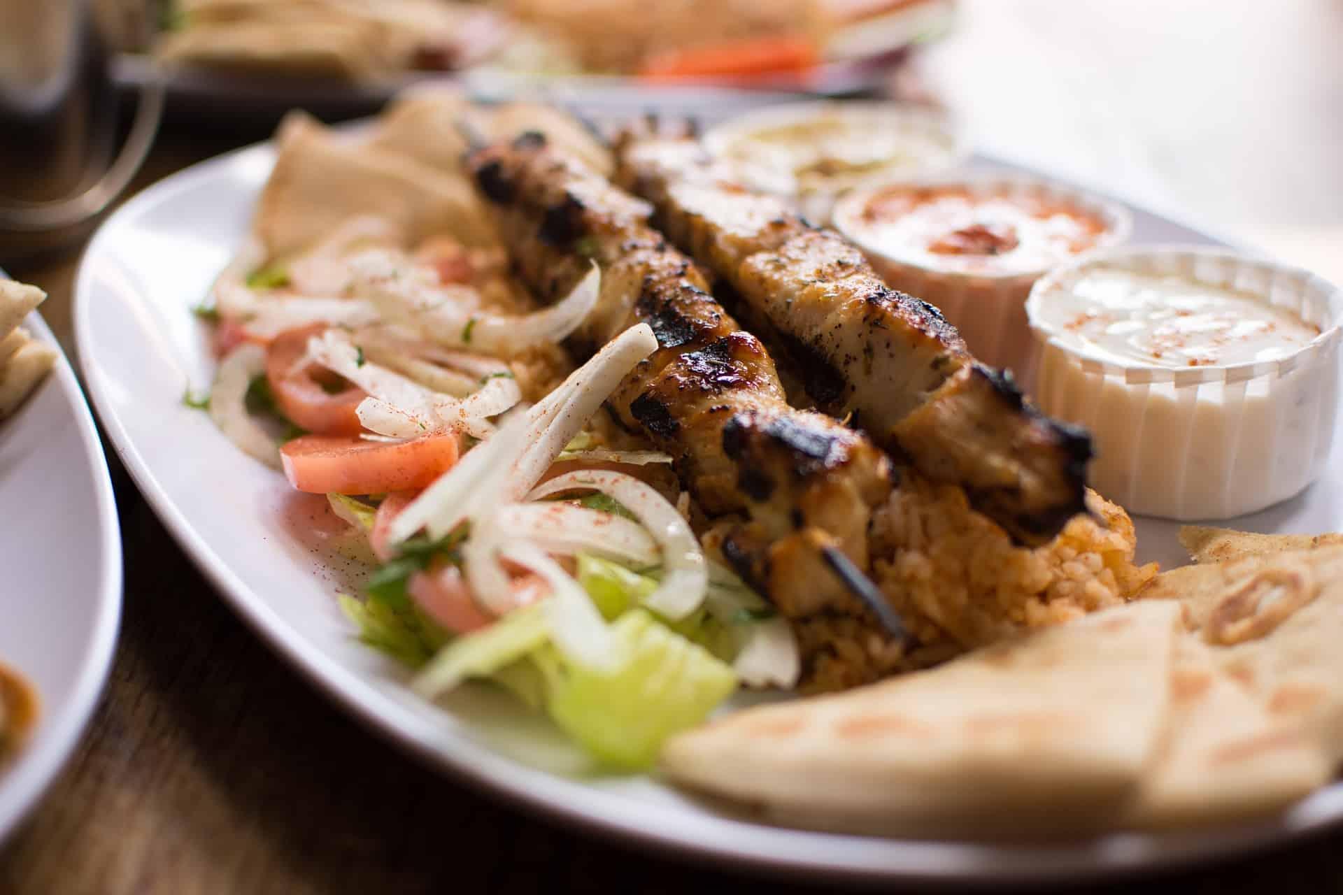 Greek Souvlaki Recipe
