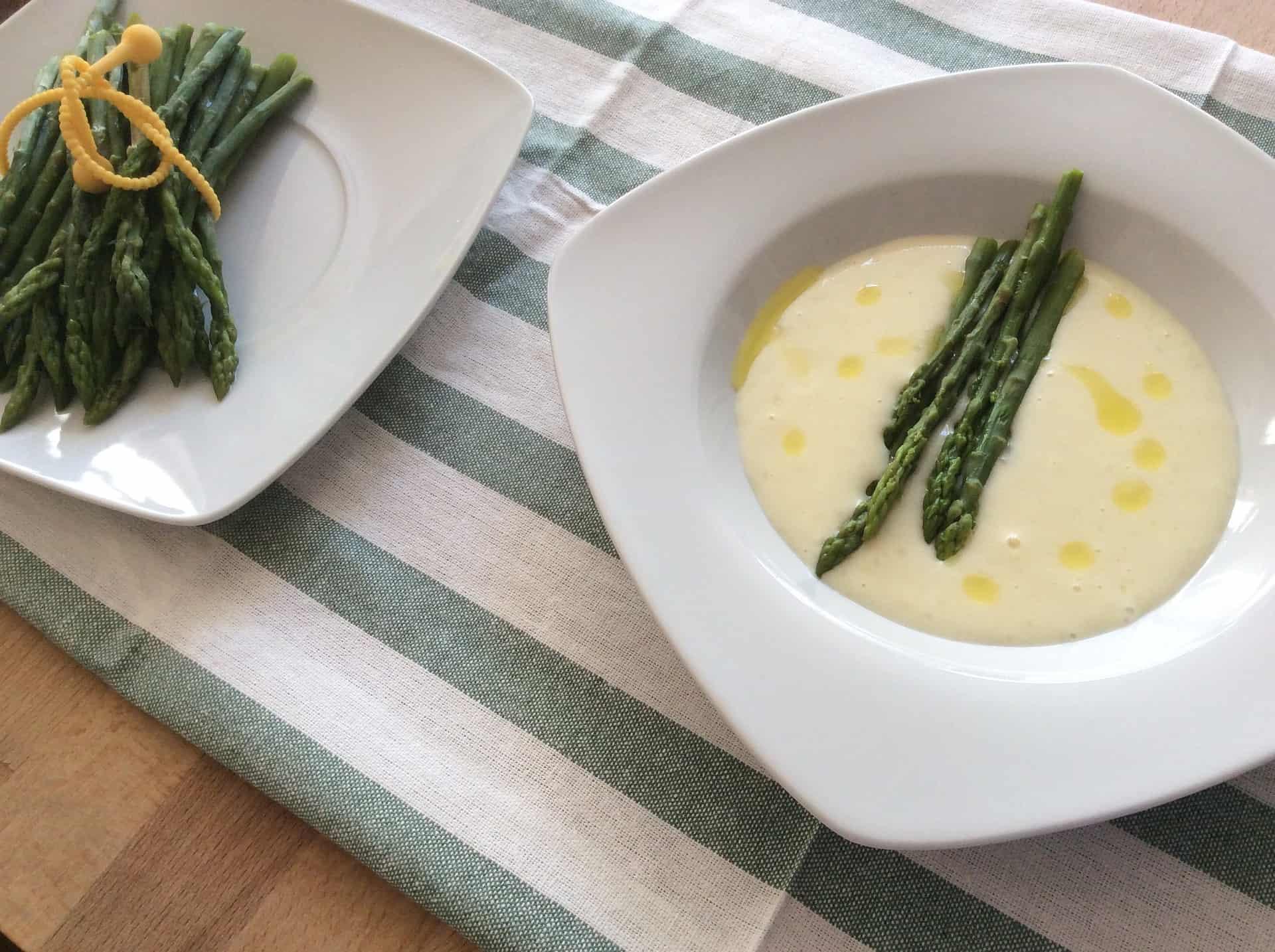 Asparagus Soup recipe #recipe