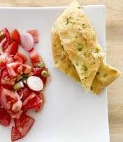 Recipe for Avocado Cloud Bread