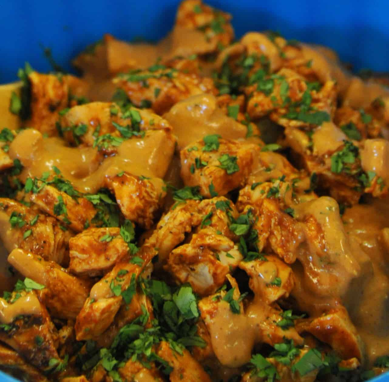 Chicken Quinoa Stew for Instant Pot