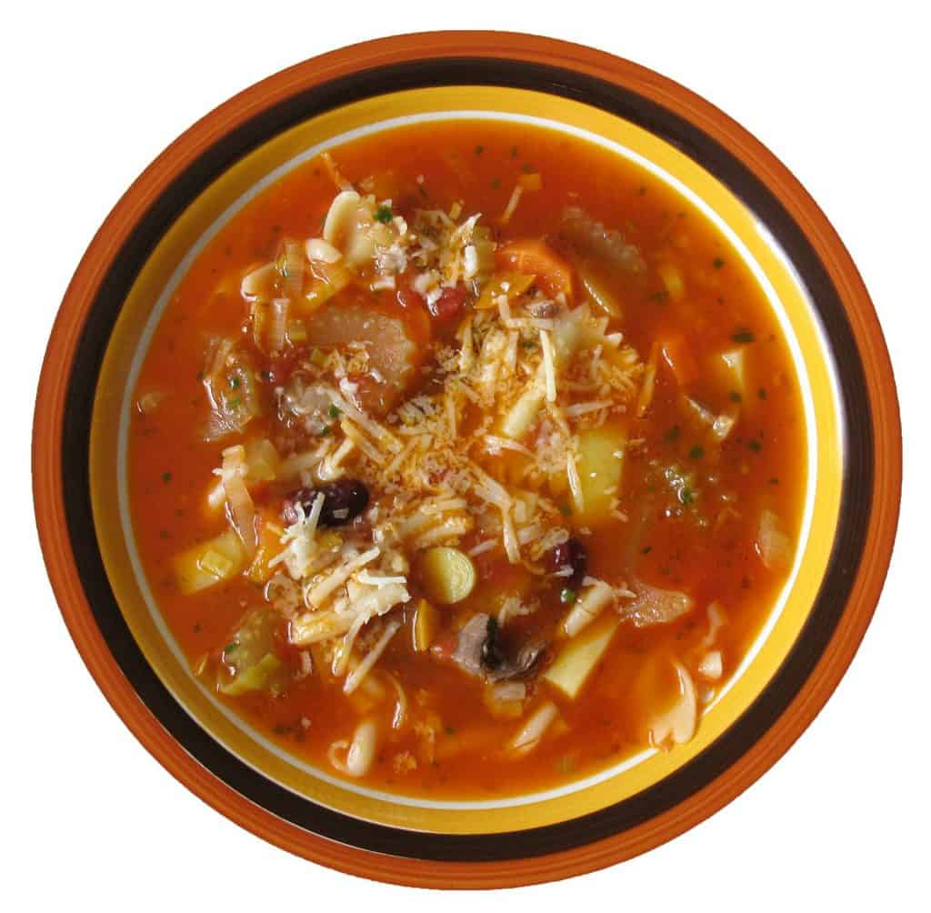 Minestrone for Instant Pot Recip