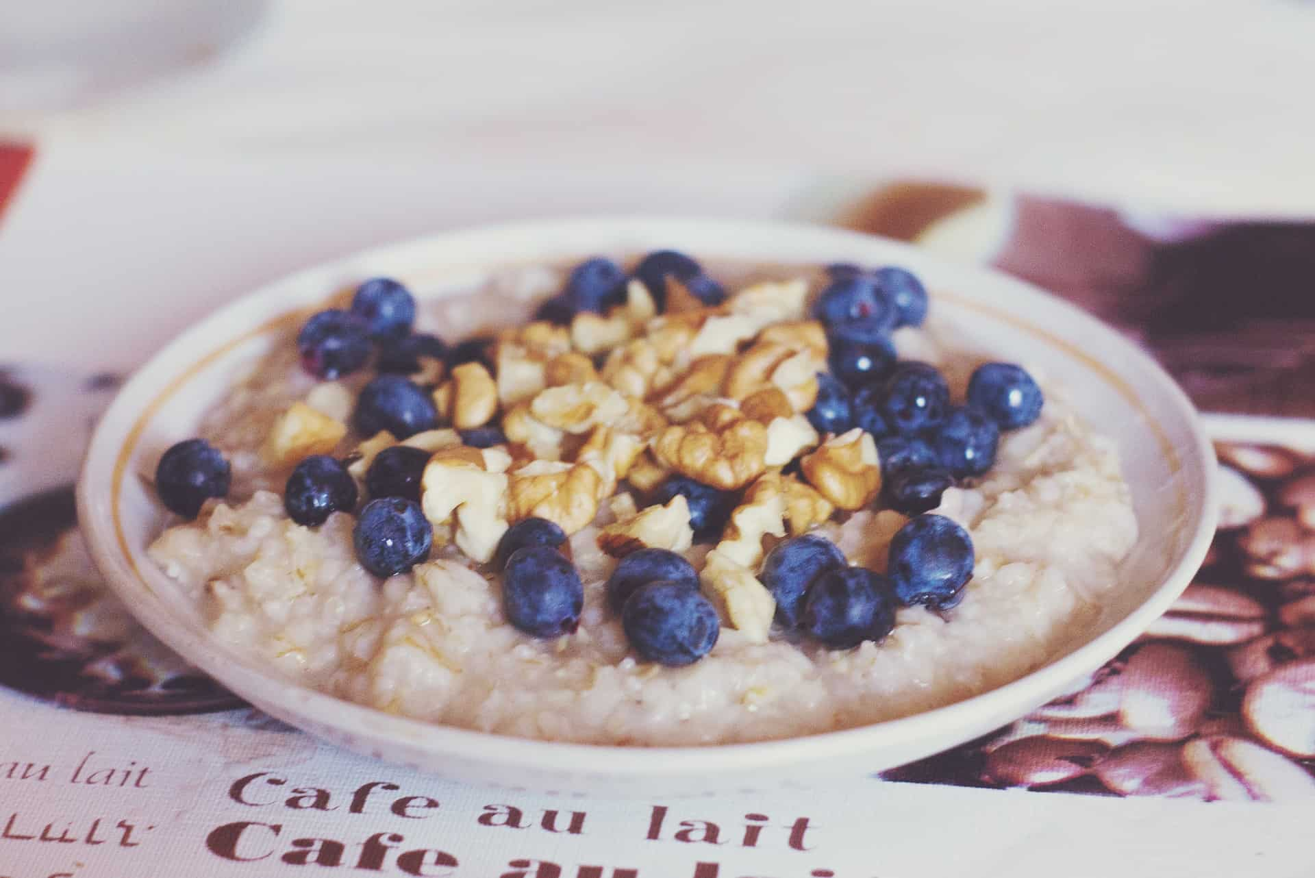 Superfood Oatmeal with Instant Pot