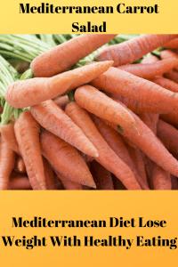 Mediterranean Carrot Salad Recipe