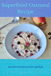 Superfood Oatmeal Recipe